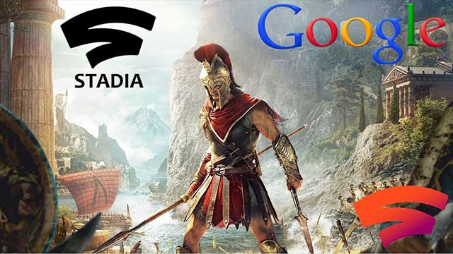 Assassin's Creed Odyssey Stadia
