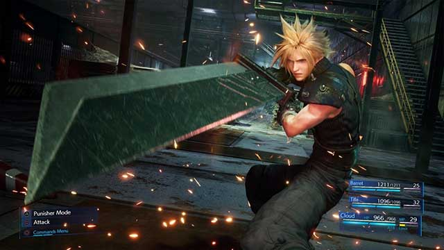 Final Fantasy 7 Remake Bisa Dimainkan Di PS 5, Sebut Square Enix