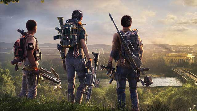 tom clancy's division 2