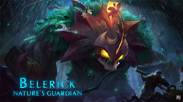 hero fighter belerick mobile legends