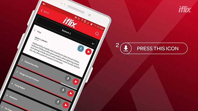 cara download film di aplikasi iflix