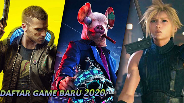 daftar video game terbaru 2020 Xbox One, PS4, Nintendo Switch, PC