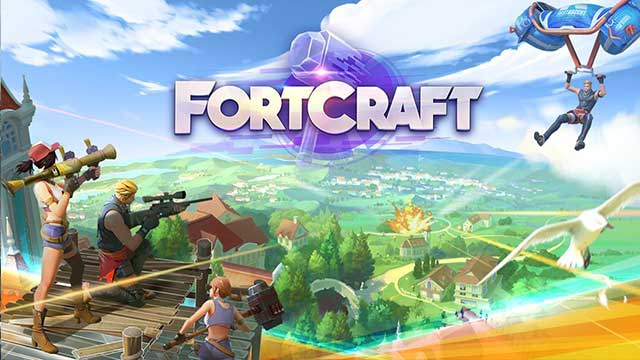fortcraft battleroyale