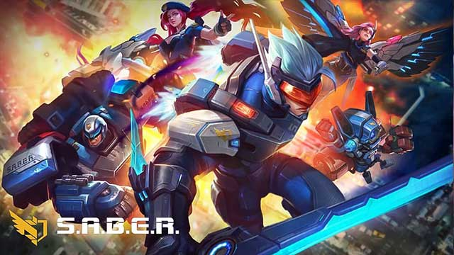 hero saber mobile legends