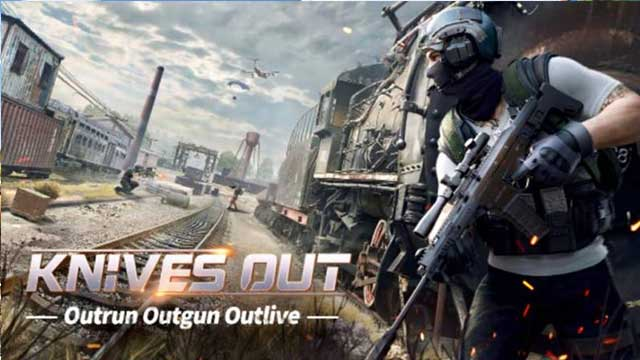 knives out battle royale