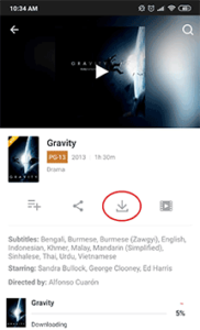 langkah 3 download film di iflix