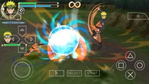 naruto shipudden ppsspp