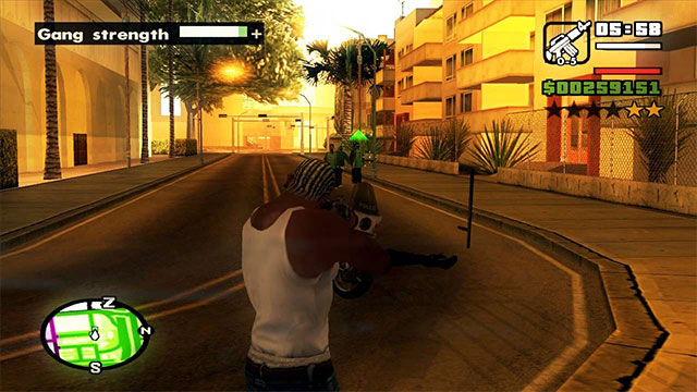 review game grand theft auto san andreas ps 2, pc dan android