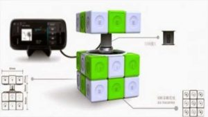 rubik's charger