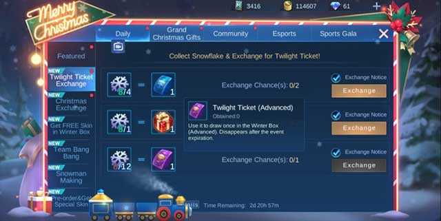 event skin gratis mobile legends