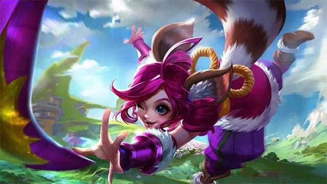 nana mobile legends