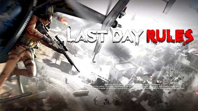 last day rules of survival