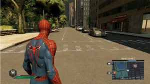 the amazing spiderman 2 open world game