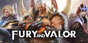fury and valor netease