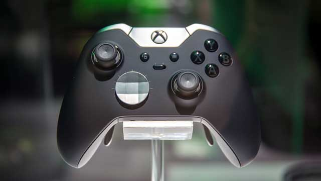 Microsoft Xbox Elite Wireless Controller