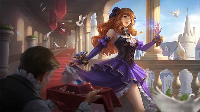 guide dan build guinereve mobile legends