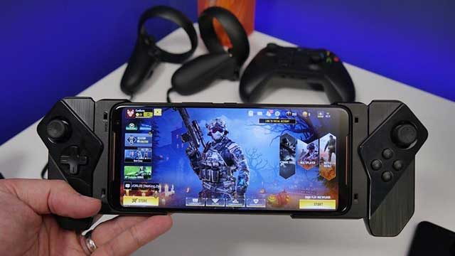 controller gaming mobile