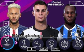 efootball pes 2020 ppsspp