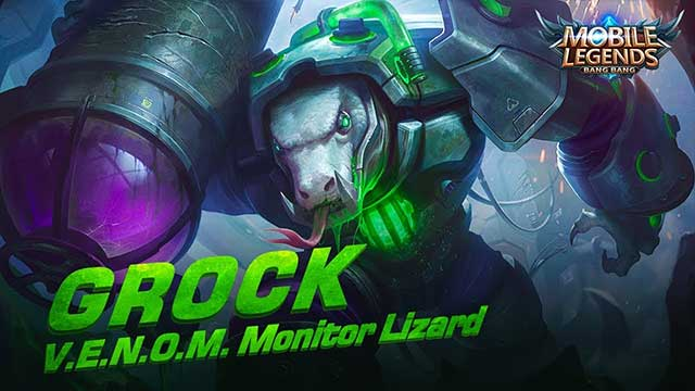 grock mobile legends