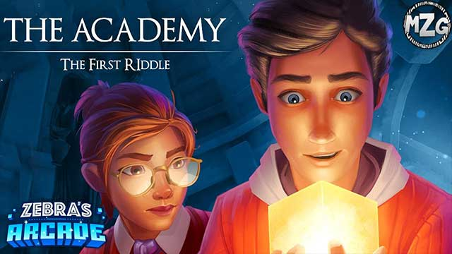 the academy the first riddle
